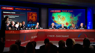 Cyber Shockwave   Simulation