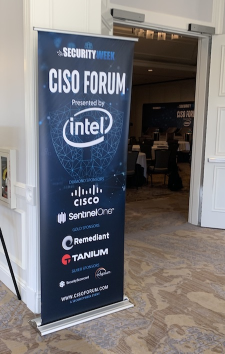 SecurityWeek CISO Forum at Half Moon Bay