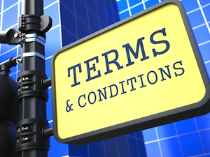 Understanding Terms and Conditions