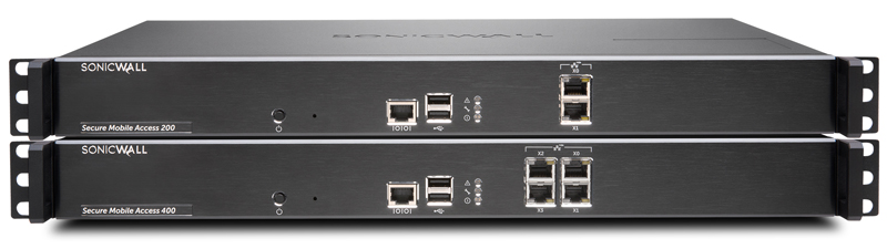 Vulnerabilities found in SonicWall SMA appliances